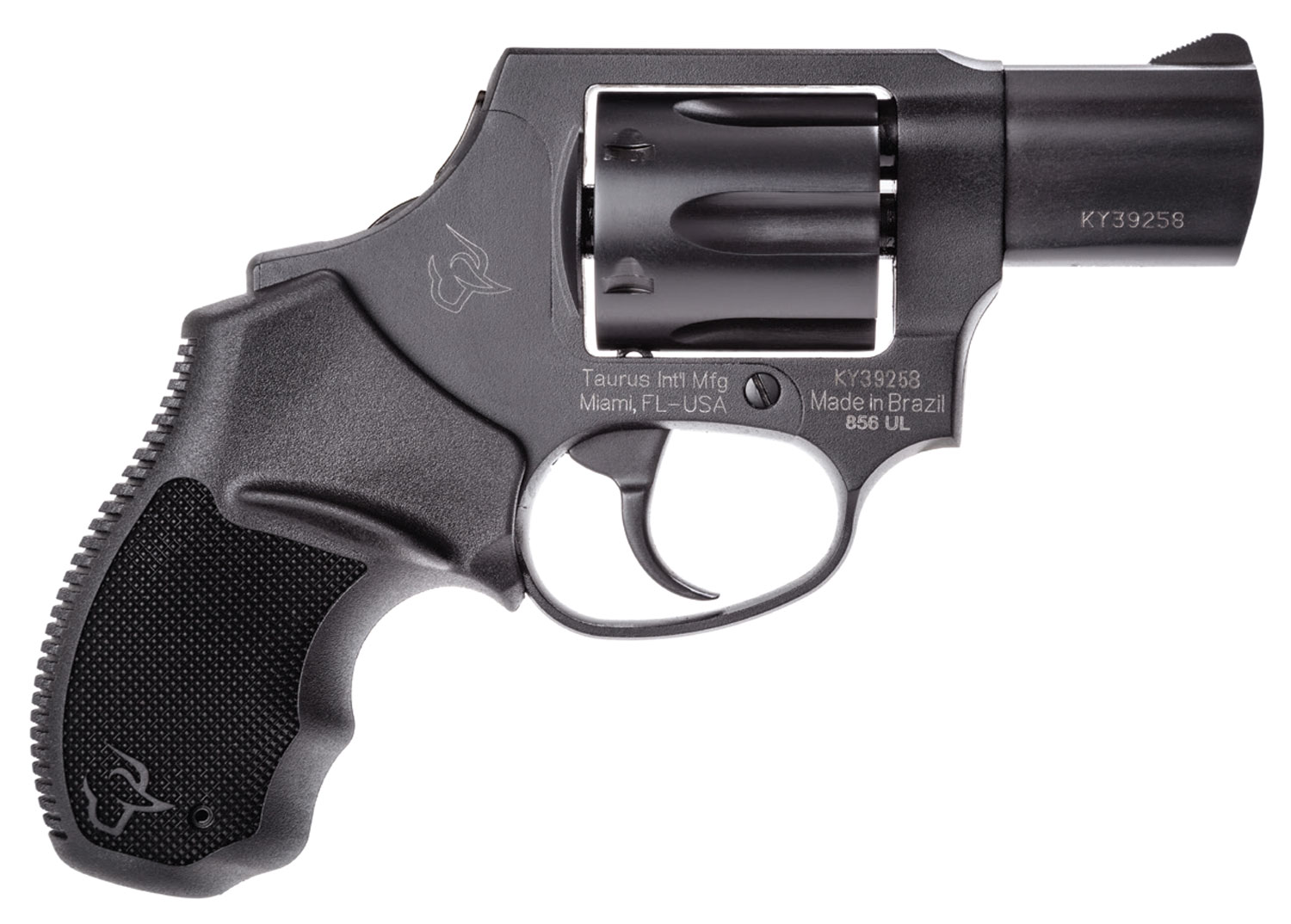 "TAURUS 856 38SPL 2"" 6RD CH BLK - for sale"