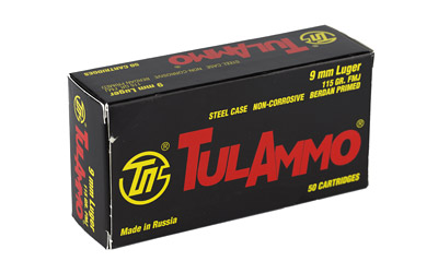 TulAmmo - Centerfire Handgun - 9mm Luger for sale