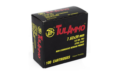 TulAmmo - Centerfire Rifle - 7.62x39mm for sale
