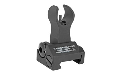 TROY FLDNG HK FRONT BATTLE SIGHT BLK - for sale