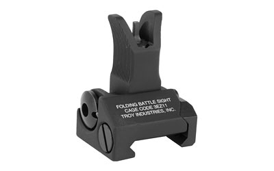 TROY FLDNG M4 FRONT BATTLE SIGHT BLK - for sale