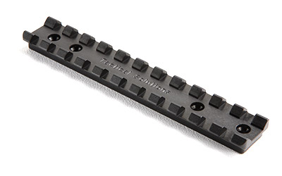 TAC SOL 10/22 SCOPE RAIL BLK - for sale