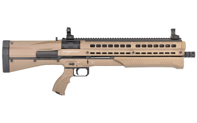 "UTAS UTS-15 12GA 19.5"" 15RD FDE - for sale"