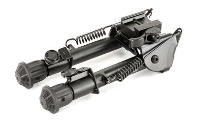 "UTG TACT OP BIPOD W/QD LVR MNT 6""-7"" - for sale"
