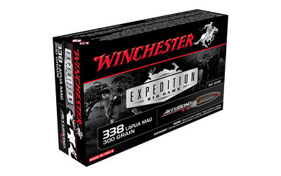 Winchester - Expedition Big Game - 338 Lapua Mag for sale