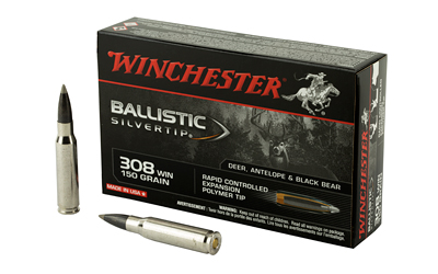 Winchester - Ballistic Silvertip - .308|7.62x51mm for sale