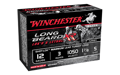 "WIN LB XR TRKY 12GA 3"" #5 1 7/8OZ 10 - for sale"