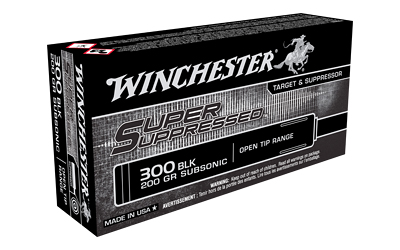 Winchester - Super Suppressed - .300 AAC Blackout for sale