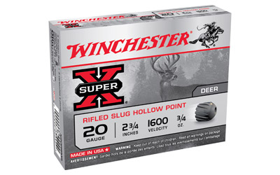 "Winchester - Super-X - 20 Gauge 2.75"" for sale"