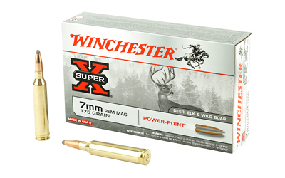 Winchester - Super-X - 7mm Rem Mag for sale